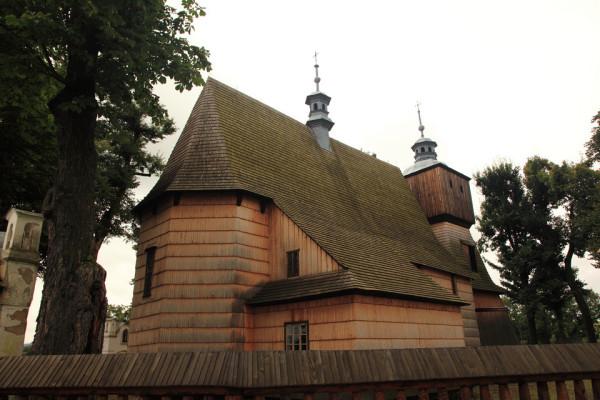 Blizne - Kościół Wszystkich Świętych