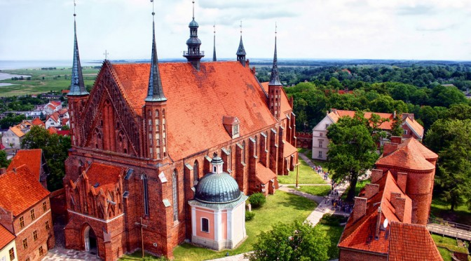Najpiękniej położone polskie zamki (9) – Frombork