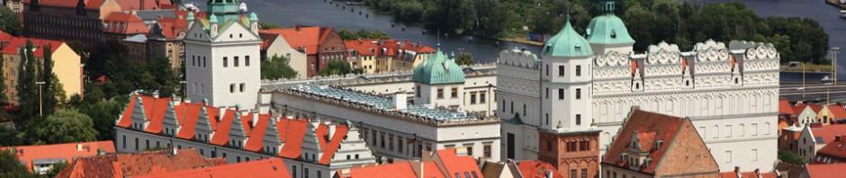 Najpiękniej położone polskie zamki (21) – Zamek Książąt Pomorskich w Szczecinie