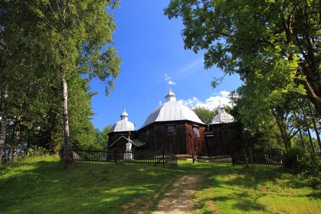 cerkiew greckokatolicka pw. Narodzenia Bogarodzicy