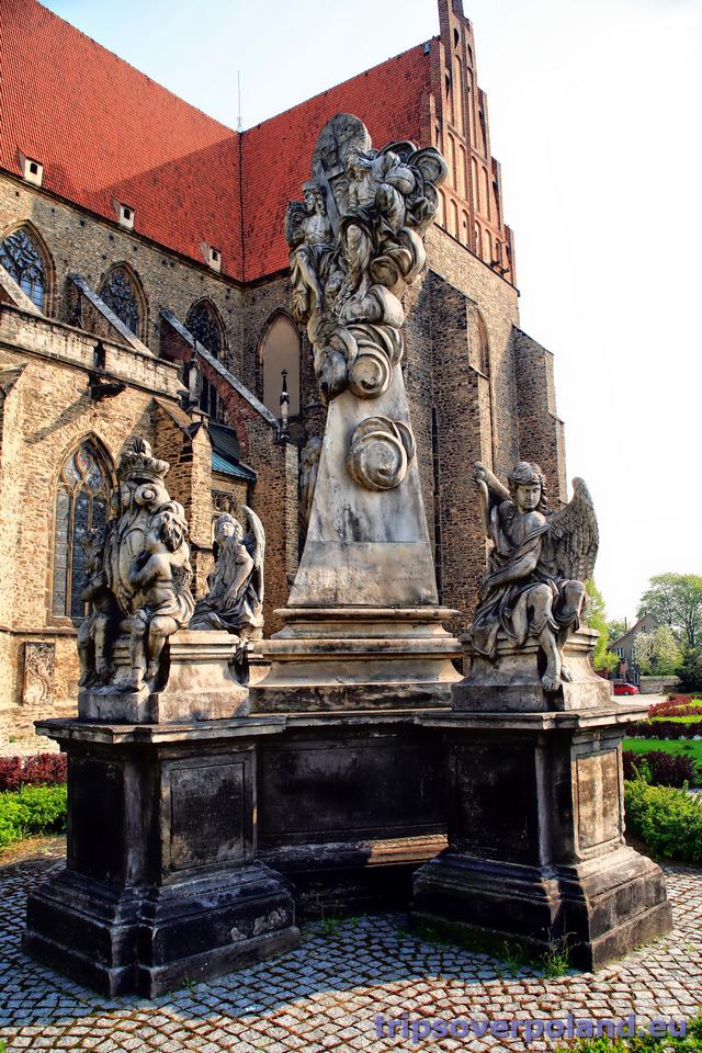 Bazylika Świętych Apostołów Piotra i Pawła w Strzegomiu