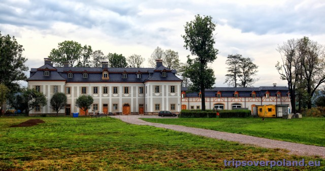 Pałac Pakoszów
