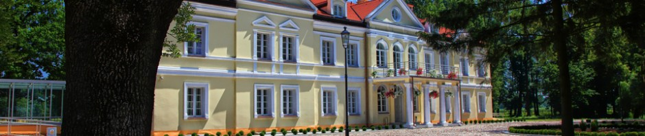 Piękne polskie parki i pałace – Sobienie Szlacheckie