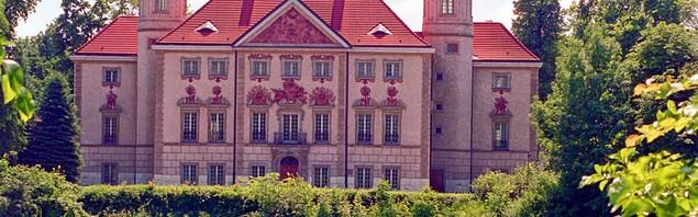 Piękne polskie parki i pałace – Otwock Wielki