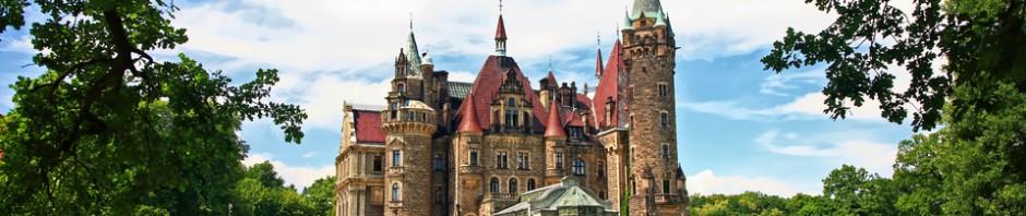 Piękne polskie parki i pałace – Moszna