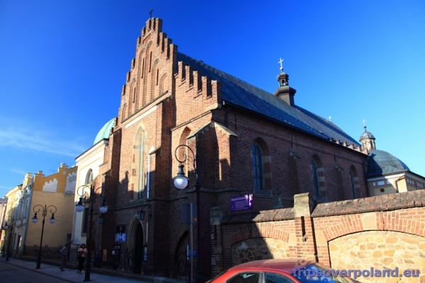 Kościół i Klasztor oo. Franciszkanów