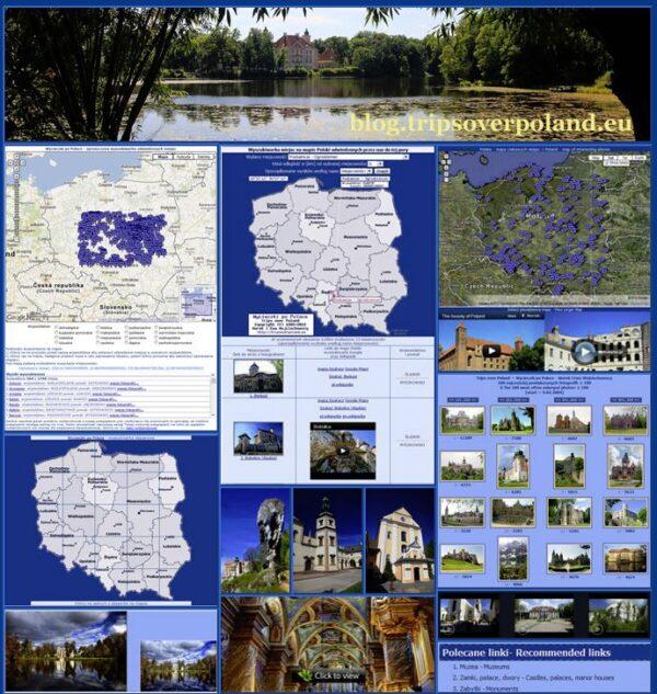 Wycieczki po Polsce - Trips over Poland