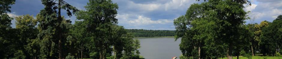 Piękno krajobrazu i miejsca na wypoczynek – Paprotki, Brożówka – czyli Mazury z bliska