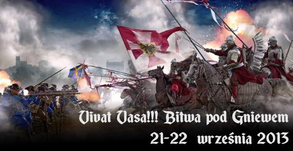 Vivat Vasa!!! Bitwa pod Gniewem 21-22 września 2013