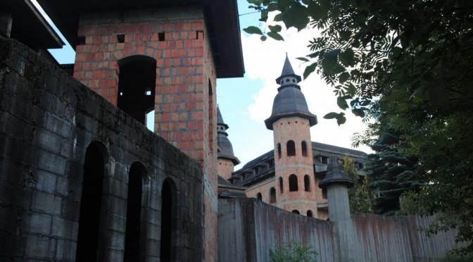 Najnowszy zamek – emocje i perspektywy