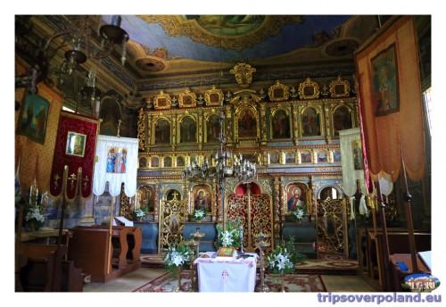 Cerkiew pod wezwaniem Opieki Matki Bożej w Hańczowej