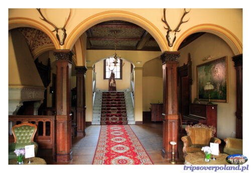 Pałac w Wąsowie