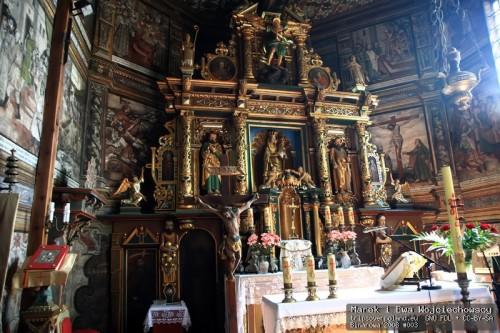 Kościół św. Michała Archanioła w Binarowej