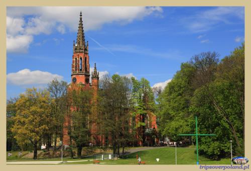 Kamieniec Ząbkowicki'2015 - kościół poewangielicki i jednocześnie kasa