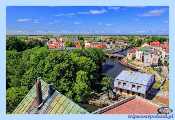 Zamek Książąt Pomorskich w Darłowie