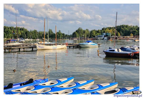 Olsztyn'2015 - Jezioro Ukiel