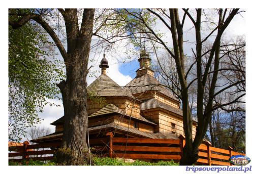 Cerkiew Narodzenia Najświętszej Marii Panny w Gorajcu