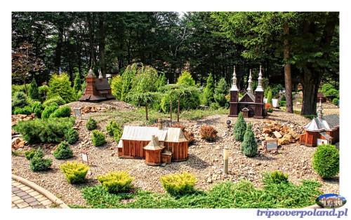 Myczkowce'2011 - park miniatur