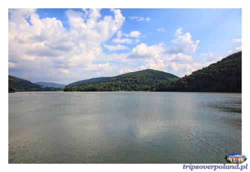 Jezioro Myczkowskie:'2011