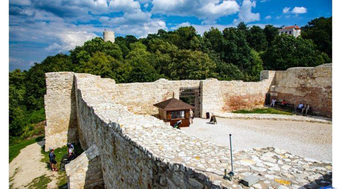 Zamkowe przemiany w Kazimierzu Dolnym