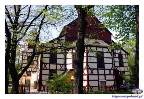 Kościół Pokoju w Jaworze'2006