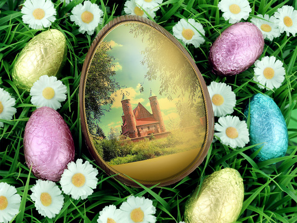 Wielkanoc - efekt nr 4